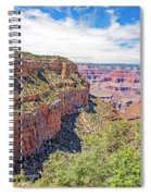Grand Canyon, View From South Rim Spiral Notebook