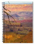Grand Canyon Vista Spiral Notebook
