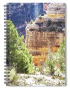 Grand Canyon16 Spiral Notebook