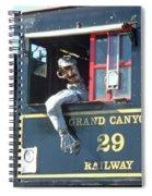 Grand Canyon2 Spiral Notebook