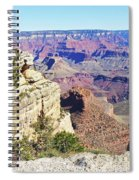 Grand Canyon21 Spiral Notebook