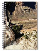 Grand Canyon33 Spiral Notebook