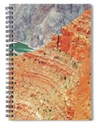 Grand Canyon36 Spiral Notebook
