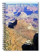 Grand Canyon4 Spiral Notebook