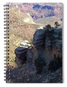 Grand Canyon5 Spiral Notebook