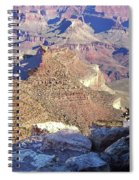 Grand Canyon8 Spiral Notebook