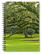 Grand Lady Spiral Notebook