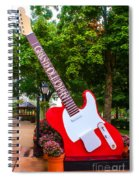 Grand Ole Opry Spiral Notebook