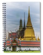 Grand Palace 01 Spiral Notebook