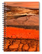 Grand Prismatic Patterns Spiral Notebook