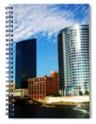 Grand Rapids Michigan Is Grand Spiral Notebook