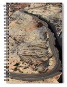 Grand Staircase, Escalante National Monument Spiral Notebook