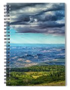 Grand Staircase - Escalante National Monument Spiral Notebook