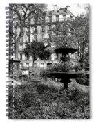 Grand Standing Spiral Notebook
