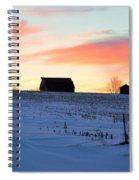 Grand Sunrise Spiral Notebook