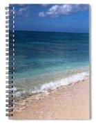 Grand Turk Ocean Beauty Spiral Notebook
