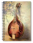 Grandaddy's Mandolin Spiral Notebook