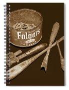 Granddad's Tools Spiral Notebook