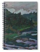 Grande Chute Portage Spiral Notebook
