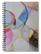 Grande' Circles Spiral Notebook