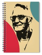 Grandfather Spiral Notebook