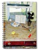Grandma's Baking Table Spiral Notebook