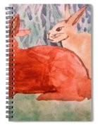 Grandma's Bunnies Spiral Notebook