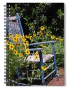 Grandma's Rocking Chair Spiral Notebook