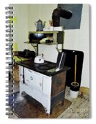 Grandma's Stove Spiral Notebook