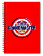 Grandmaster Version 2 Spiral Notebook