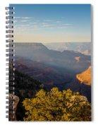 Grandview Sunset - Grand Canyon National Park - Arizona Spiral Notebook