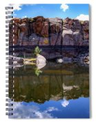 Granite Dells Reflection Spiral Notebook
