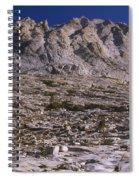 Granite Mountain Spiral Notebook