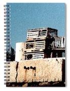 Granite Pier Spiral Notebook