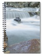 Granite Pool Spiral Notebook