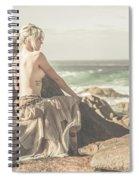 Granville Harbour Tasmania Fine Art Beauty Portrait Spiral Notebook