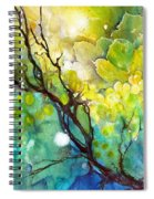 Grapes - Let Them Ripe Spiral Notebook