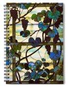 Grapevine Spiral Notebook