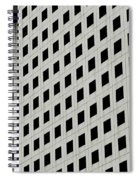 Graphic Construction Spiral Notebook