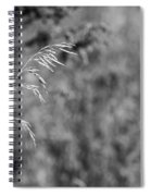 Grass Blade Spiral Notebook