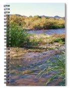 Grass Island Spiral Notebook