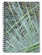 Grasses 1 Spiral Notebook