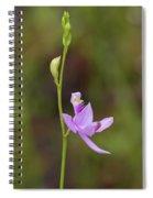 Grasspink #2 Spiral Notebook