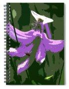 Grasspink Spiral Notebook