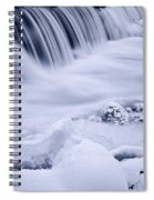 Graue Mills Falls Spiral Notebook