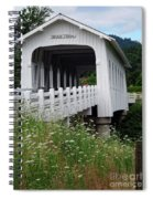 Grave Creek Bridge Spiral Notebook