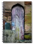 Grave Door Appleby Magna Spiral Notebook