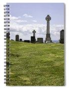 Grave Of Flora Macdonald Spiral Notebook