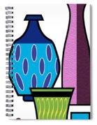 Gravel Art  Spiral Notebook