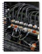 Gravel Pit Paystar 5000 Truck Wiring Spiral Notebook
